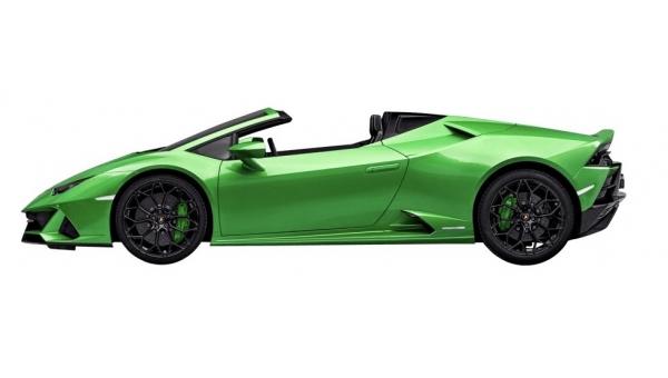 luxury lamborghini huracán spider rental - luxury car hire in spain